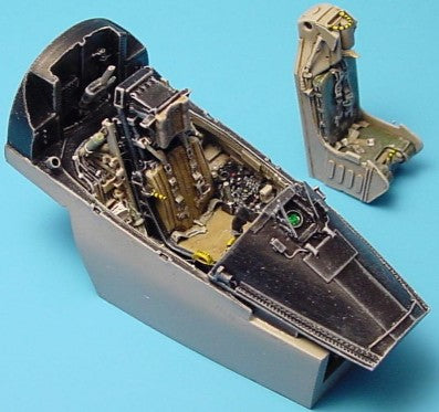 Aires Hobby Details 1/48 A7E Cockpit Set For HSG