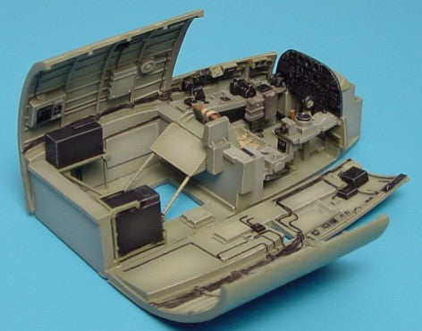 Aires Hobby Details 1/48 Bristol Beaufighter TF Mk X Cockpit Set For TAM