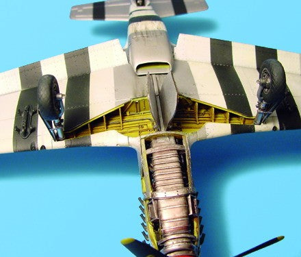 Aires Hobby Details 1/48 P51D Wheel Bay For TAM