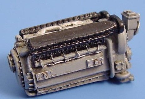 Aires Hobby Details 1/72 Allison V1710 Engine