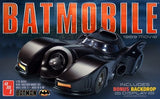 AMT Model Cars 1/25 1989 Batmobile Kit