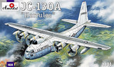 A Model From Russia 1/144 JC130A Hercules USAF Transport Aircraft Kit