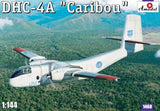 A Model From Russia 1/144 DH C4A Caribou United Nations Cargo Aircraft Kit