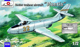 A Model From Russia 1/72 Yak32 Mantis Soviet Trainer Aircraft Kit