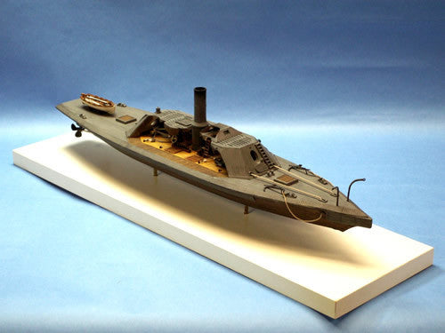 Cottage Industry Ships 1/96 CSS Albemarle Confederate Ironclad Warship Resin Kit