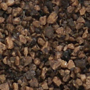 Woodland Scenics Ballast- Dark Brown, Coarse (12oz. Bag)