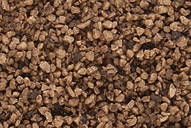 Woodland Scenics Ballast- Brown, Coarse (12oz. Bag)