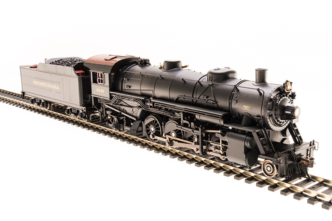 Broadway Limited Imports HO Light Mikado PRR #9629 Paragon3