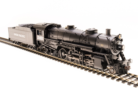 Broadway Limited Imports HO Light Mikado Union Pacific #2482 Paragon3