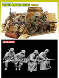 Dragon Military Models 1/35 Panzer Riders Winter 1943-44 (4) Kit