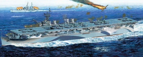 Dragon Model Ships 1/350 USS Princeton CVL23 Aircraft Carrier Kit