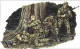 Dragon Models Military 1/35 Marine Recon Soldiers (4) (Re-Issue) Kit