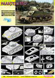 Dragon Military Models 1/35 M4A3 (75)W ETO Tank (Re-Issue) Kit
