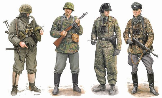 Dragon Military Models 1/35 Das Reich Division Eastern Front 1942-44 (4)