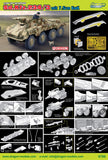 Dragon Military Models 1/35 SdKfz 234/3 Schwere PzSpahWg w/7.5cm KwK Gun Premium Edition Kit