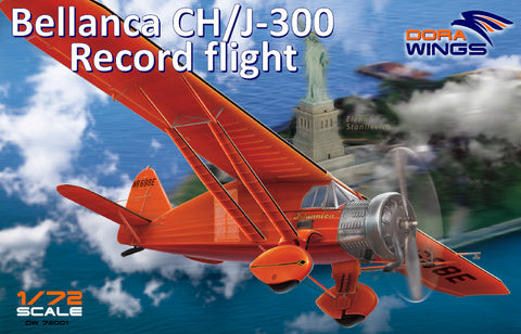 Dora Wings 1/72 Savoia Marchetti S55 Record Flight Flying Boat Aircraft w/Resin Engine Kit