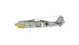 Eduard Aircraft 1/72 WWII Fw190A5/A8 Grun Herz German Fighter Dual Combo (Ltd Edition Plastic Kit)