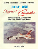 Ginter Books - Naval Fighters: Vought F8 Crusader Pt.1