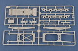 Hobby Boss Military 1/72 German KARL-Geraet 040/041 on Railway Transport Carrier Kit