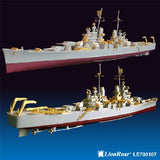 Lion Roar Details 1/700 WWII USN Baltimore CA68 Heavy Cruiser Detail Set for TSM
