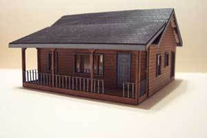 Osborn HO Lake Side Cottage Kit