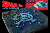 MPC Space 1/3200 Space 1999: Alpha Moon Base Kit