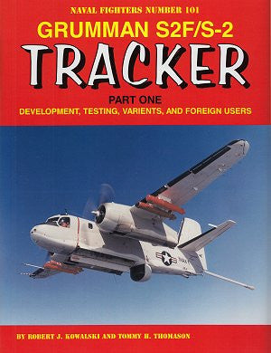 Ginter Books - Naval Fighters: Grumman S2F/S2 Tracker Pt.1
