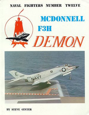 Ginter Books - Naval Fighters: McDonnell Douglas F3H Demon