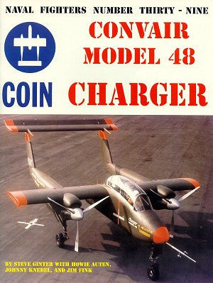 Ginter Books - Naval Fighters: Convair Model 48 Charger