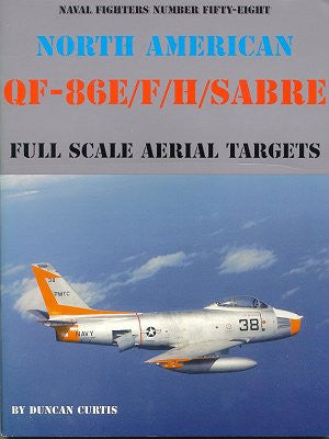 Ginter Books - Naval Fighters: North American QF86E/F/H/Sabre