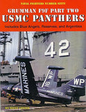 Ginter Books - Naval Fighters: Grumman F9F Pt.2 USMC Panthers