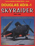 Ginter Books - Naval Fighters: Douglas AD/A1 Skyraider Pt.1