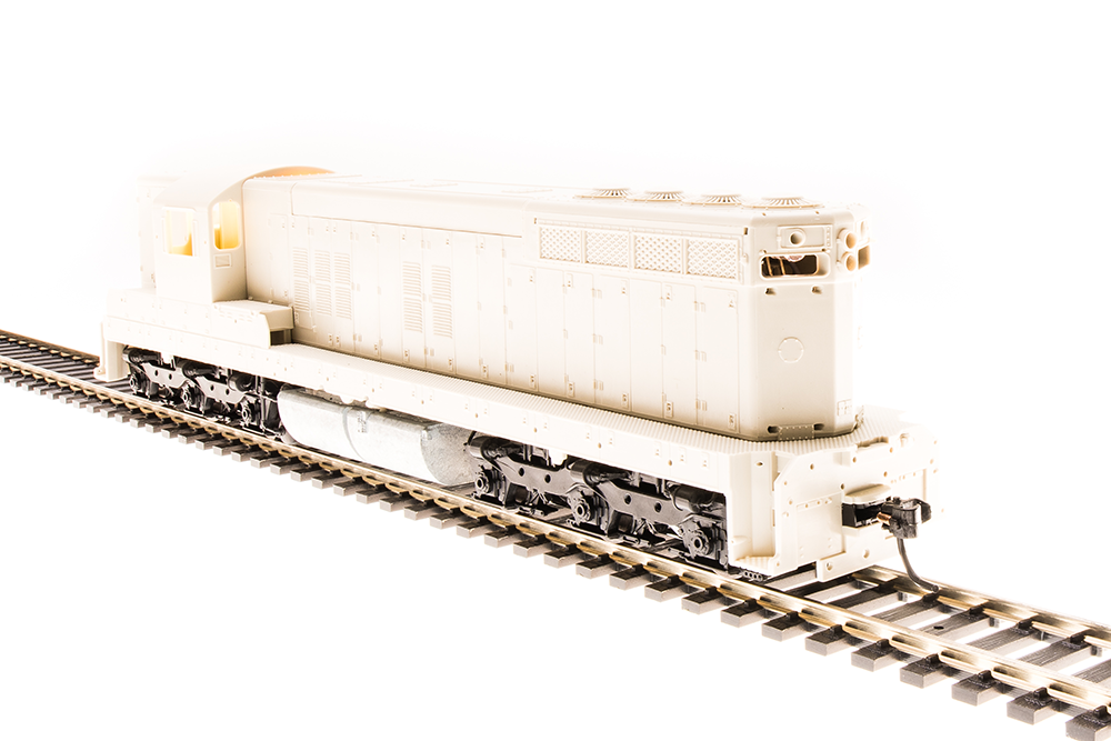 Broadway Limited Imports HO EMD SD-7 Paragon3 Sound/DC/DCC Unpainted