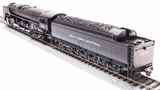 Broadway Limited HO NYC Niagara S1b 4-8-4 - Paragon3 Sound/DC/DCC, Smoke - #6004