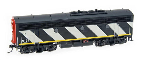 InterMountain Railway HO Assembled EMD F7B Locomotive w/Sound - Canadian National - Repaint