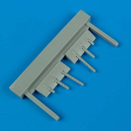 Quickboost Details 1/48 F6F3 Gun Barrels Late for EDU