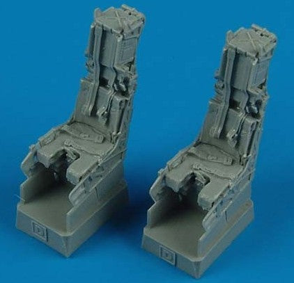 Quickboost Details 1/48 F14D Ejection Seats w/Safety Belts