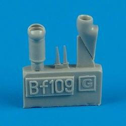 Quickboost Details 1/72 Bf109G Tropical Dust Filter for FNM