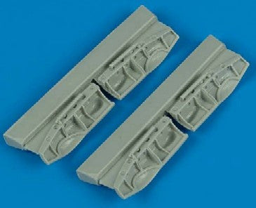 Quickboost Details 1/72 Beaufighter Undercarriage Covers for HSG
