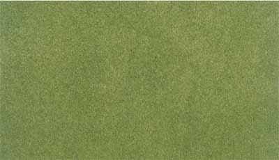 "Woodland Scenics ReadyGrass- Vinyl Grass Mat Summer (14.25""x12.5"" Sheet)"