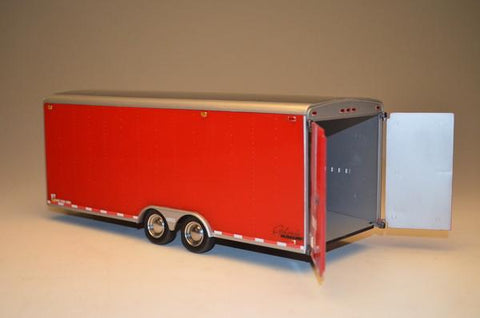 Galaxie Limited 1/24-1/25 21-Ft Tandem Two-Axle Tag-Along Trailer Kit
