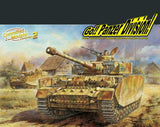 Dragon Military Models 1/35 PzKpfw IV Ausf H Late Tank Kit