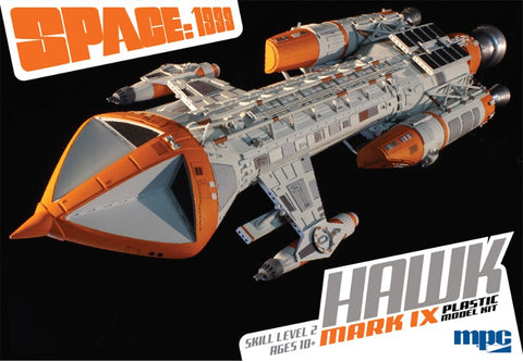 MPC Sci-Fi 1/72 Space 1999: Hawk Mk IX Spacecraft Kit