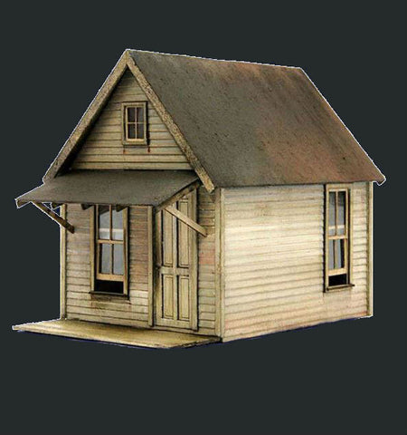 Banta Modelworks HO Minor's Cabin Kit