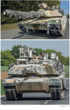PLA Editions Abrams Squad References 3: Combined US Forces Resolve
