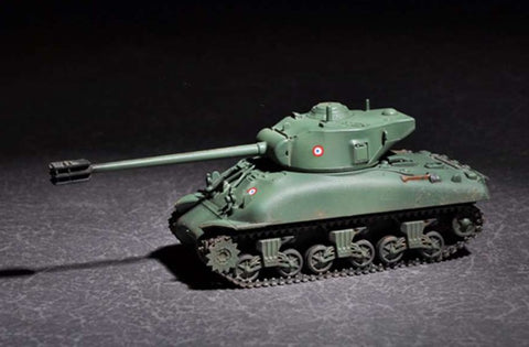 Trumpeter Military Models 1/72 French M4 Tank Kit
