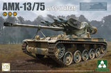 Takom Military 1/35 French Light Tank AMX-13/75 with SS-11 ATGM (2 in 1) Kit