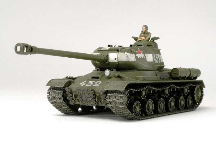 Tamiya Military 1/48 JS2 Mod 1944 Heavy Tank Kit
