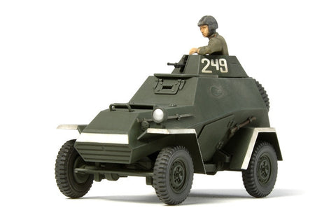 Tamiya Military 1/48 Russian BA64B Armored Car Kit