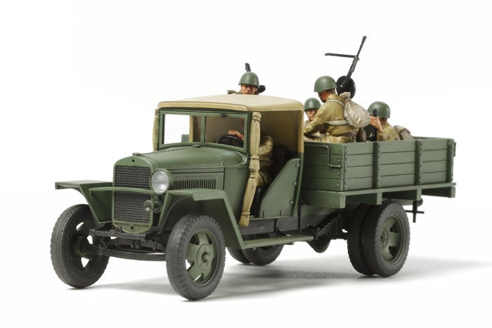 Tamiya Military 1/48 Russian 1.5-Ton Model 1941 Cargo Truck Kit